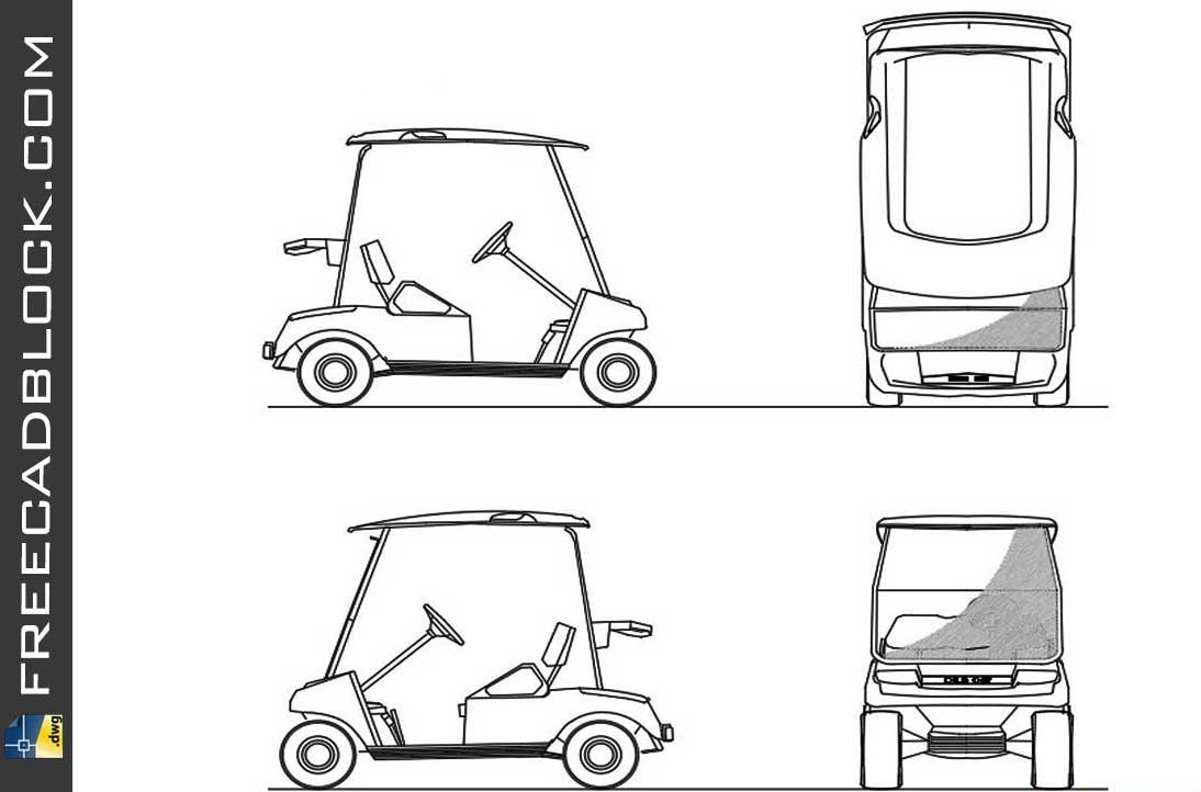 Drawing Autogolf dwg